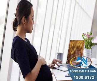 Lao động nữ khám thai