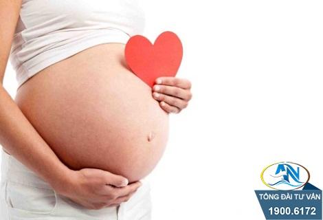 Có thai 1 tháng