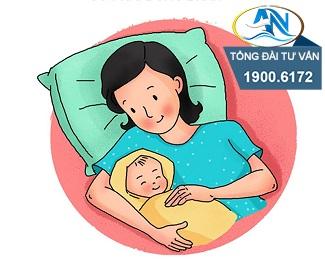 Hưởng thai sản khi sinh con