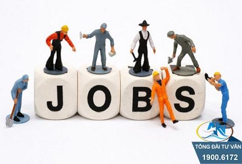 Nhận trợ cấp thất nghiệp