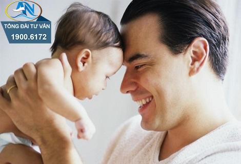 Chế độ thai sản cho người chồng
