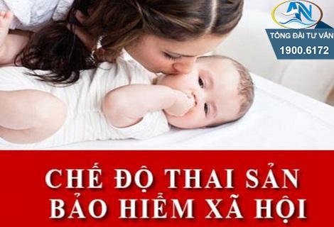 Mức hưởng thai sản khi sinh con