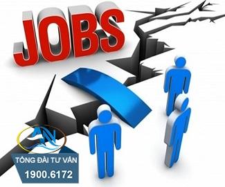 Tìm được việc làm mới