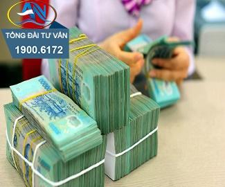 Số tiền BHXH một lần được nhận