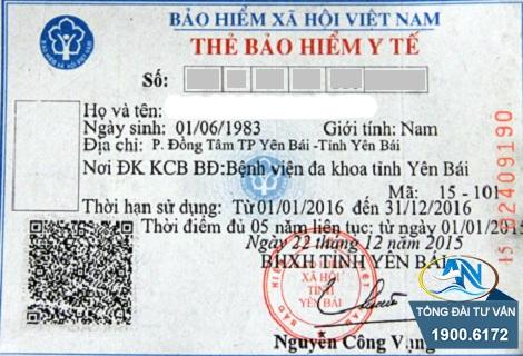 Nhận thẻ BHYT thất nghiệp trước thời hạn