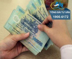 Khi nào được nhận tiền TCTN