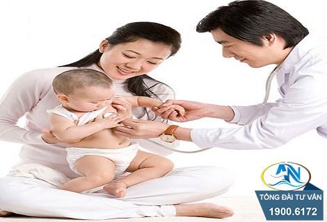 Mức hưởng BHYT trẻ em trái tuyến