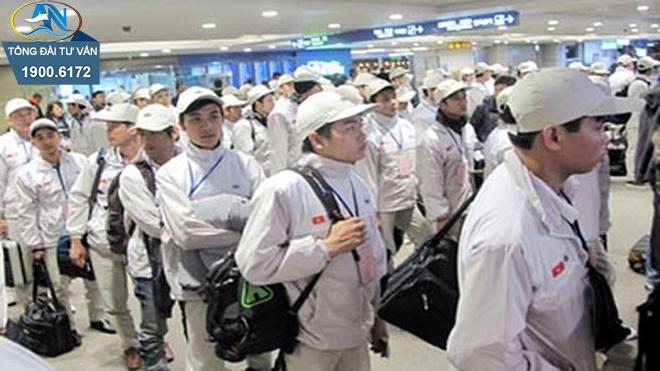 Xuất khẩu lao động được nhận thay TCTN