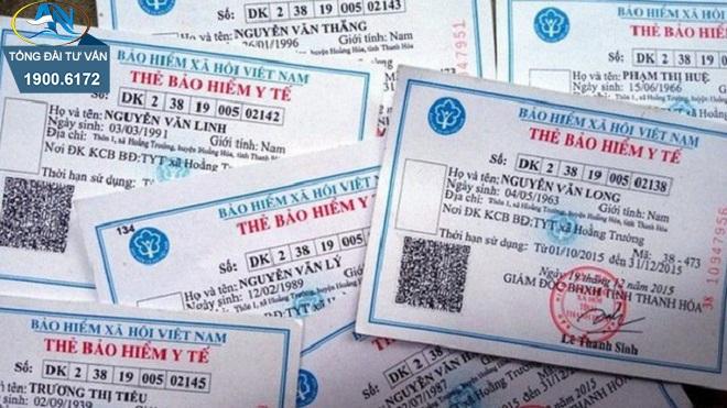 Thẻ BHYT hộ nghèo không ghi ngày hết hạn